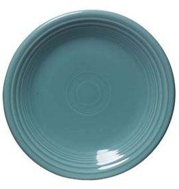 "Salad Plate 7 1/4"" Turquoise"
