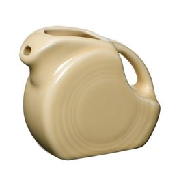 Mini Disc Pitcher 5 oz Ivory