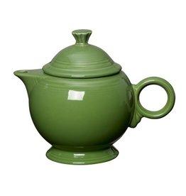Covered Teapot Shamrock