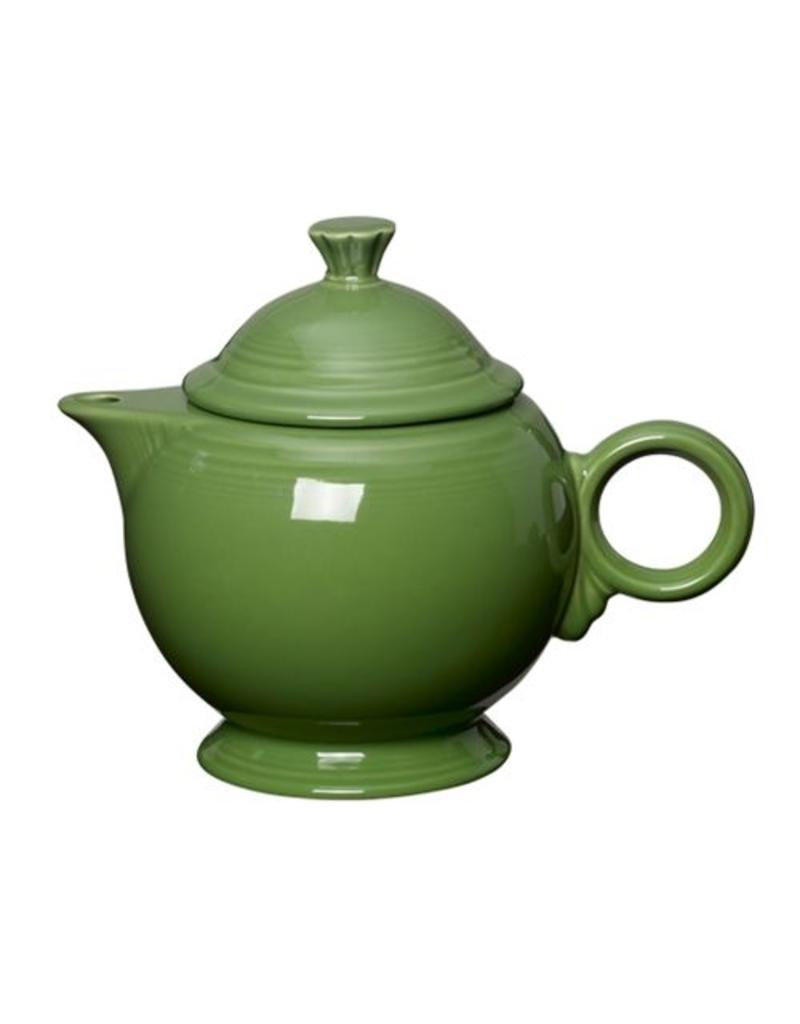 Covered Teapot Shamrock