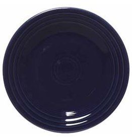 "Luncheon Plate 9"" Cobalt Blue"