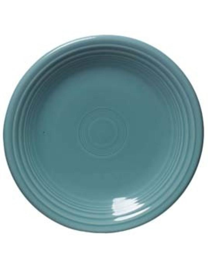 "Luncheon Plate 9"" Turquoise"
