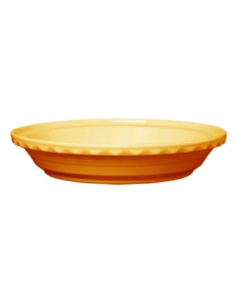 Deep Dish Pie Baker Tangerine