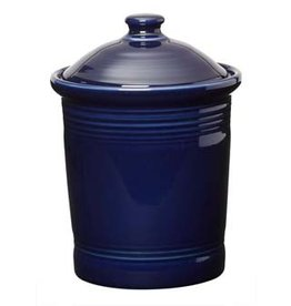 Small Canister Cobalt Blue