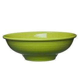 "Pedestal Bowl 9 7/8"" Lemongrass"