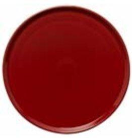 "Pizza Tray 12"" Scarlet"