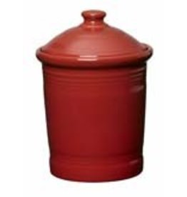 Small Canister Scarlet