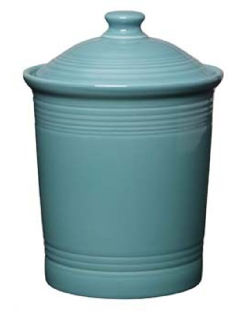 Large Canister Turquoise