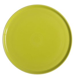 """Pizza Tray 12"""" Lemongrass"""