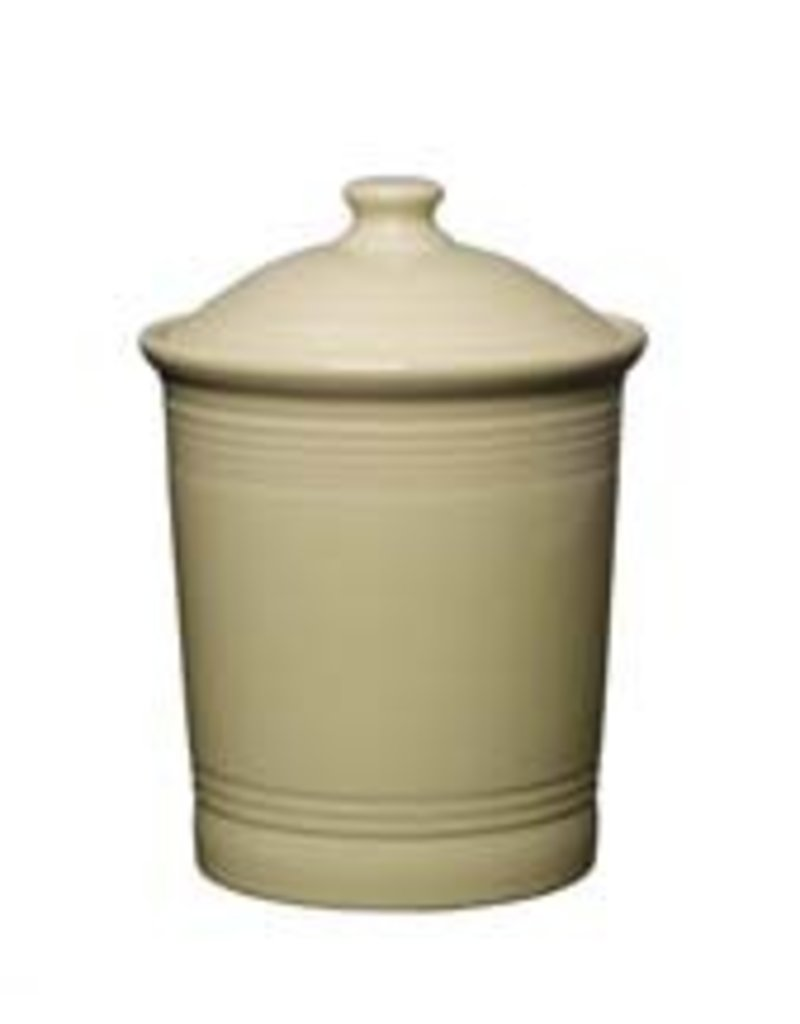 Large Canister Ivory