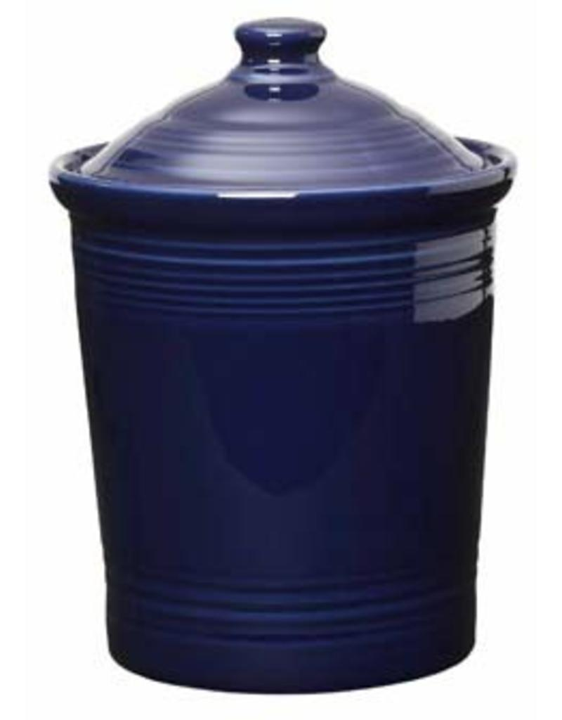 Medium Canister Cobalt Blue