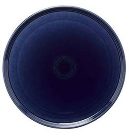 "Pizza Tray 12"" Cobalt Blue"