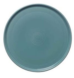 "Pizza Tray 12"" Turquoise"