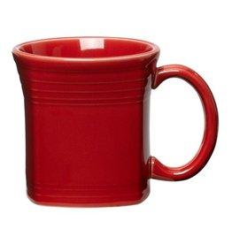 Square Mug 13 oz Scarlet