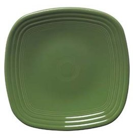 "Square Luncheon Plate 9 1/4"" Shamrock"