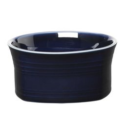 Square Bowl 19 oz Cobalt Blue