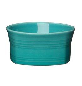 Square Bowl 19 oz Turquoise