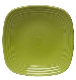 "Square Luncheon Plate 9 1/4"" Lemongrass"