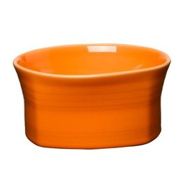 Square Bowl 19 oz Tangerine
