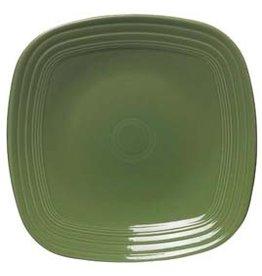 "Square Salad Plate 7 1/2"" Shamrock"