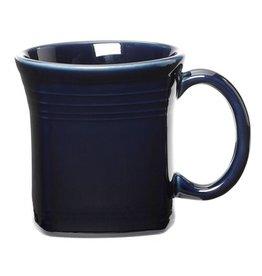 Square Mug 13 oz Cobalt Blue