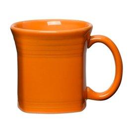 Square Mug 13 oz Tangerine