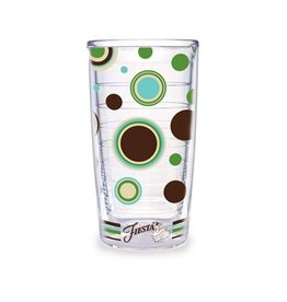 Tervis Cool Blue Dots 16 oz Tumbler