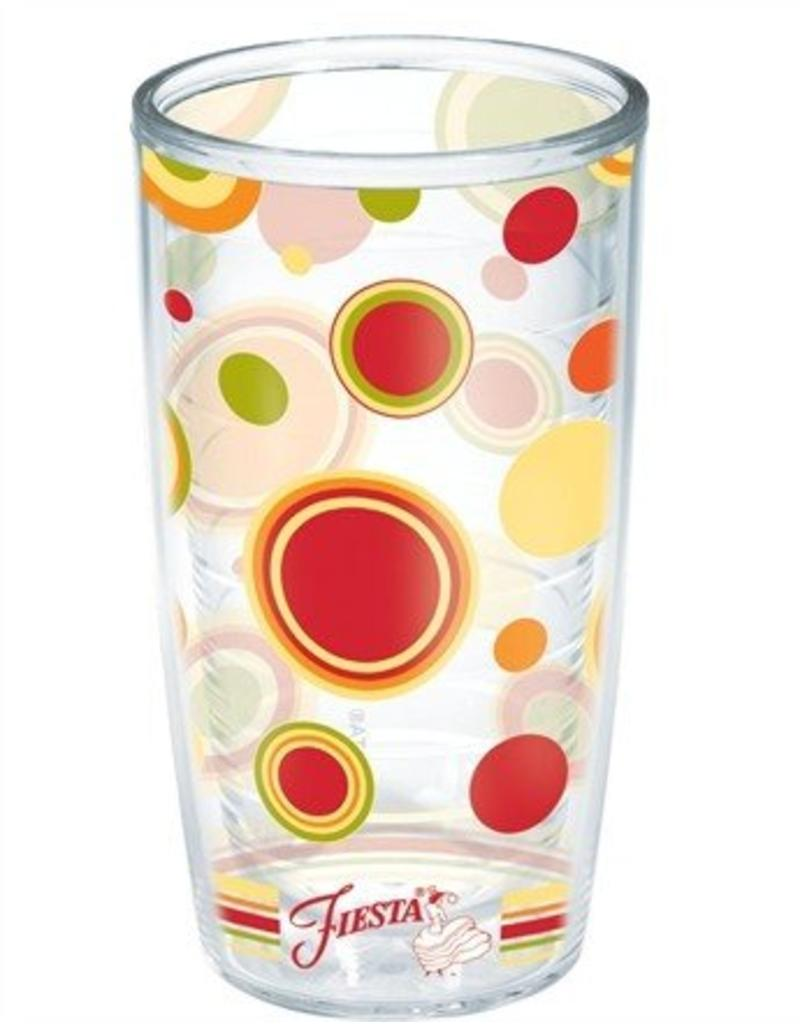 Tervis 4 Pack Sunny Dots 16 Oz Insulated Tumblers Canton