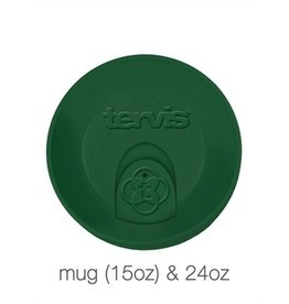 Tervis Hunter Green Travel Lid 24 oz
