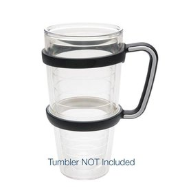 Tervis Black Handle 24 oz