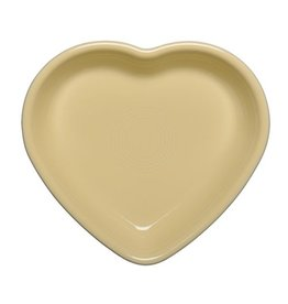 Small Heart Bowl Ivory
