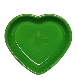 Small Heart Bowl Shamrock