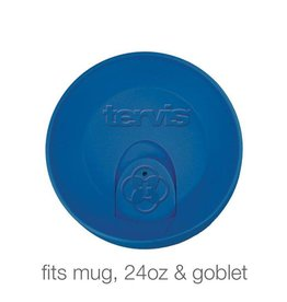 Tervis Blue Travel Lid 24 oz