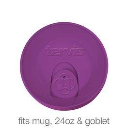 Tervis Purple Travel Lid 24 oz