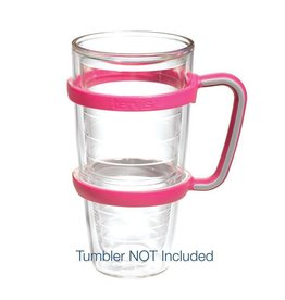 Tervis Fuschia Handle 24 oz
