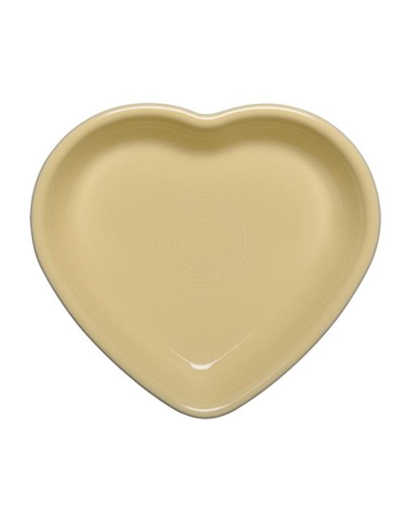 Medium Heart Bowl 19 oz Ivory