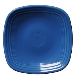 "Square Luncheon Plate 9 1/4"" Lapis"