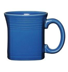 Square Mug 13 oz Lapis