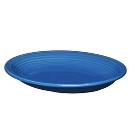 "Medium Oval Platter 11 5/8"" Lapis"