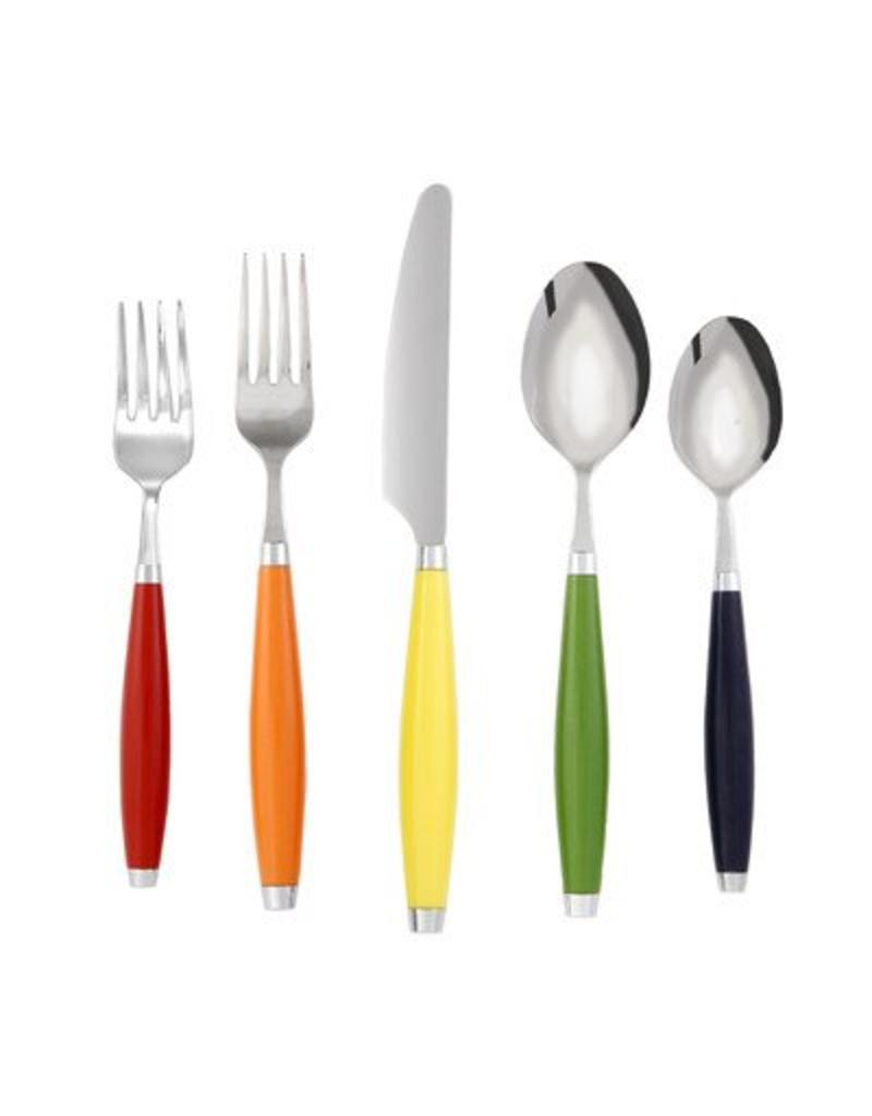 5 pc Flatware Brights