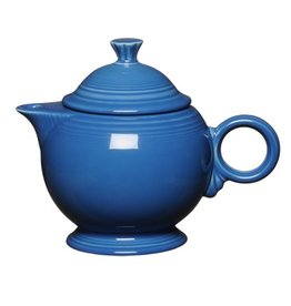 Covered Teapot Lapis