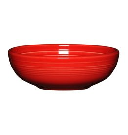 Medium Bistro Bowl Scarlet