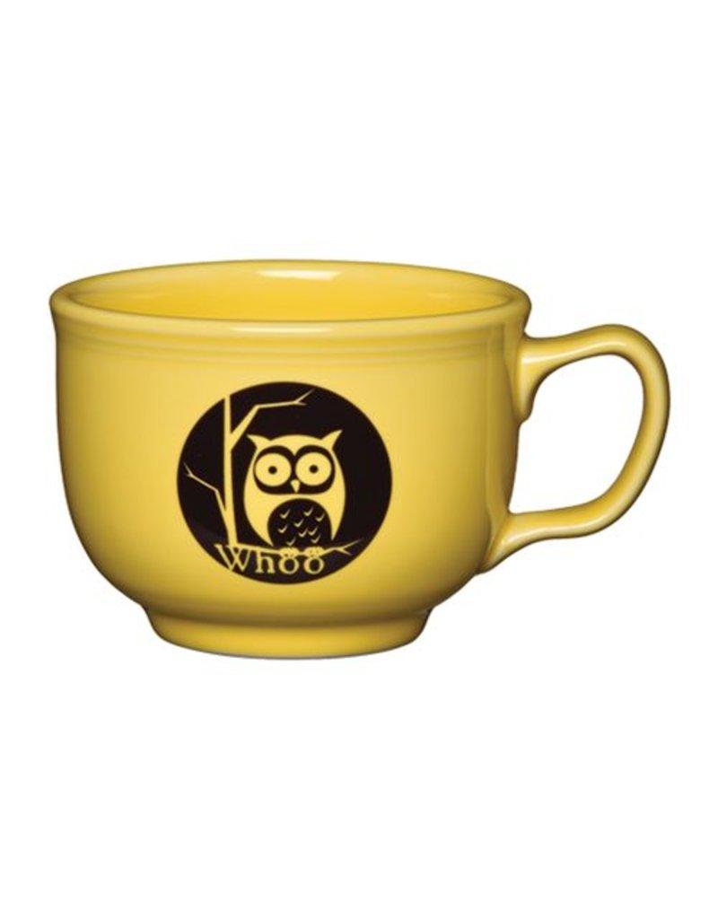 Jumbo Cup 18 oz Whoo Owl