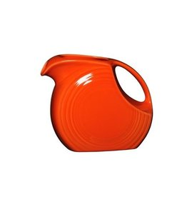 Large Disc Pitcher 67 1/4 oz Poppy