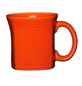 Square Mug 13 oz Poppy