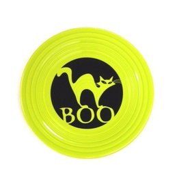 Luncheon Plate Halloween Boo Cat