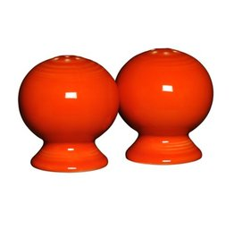 "Salt & Pepper Set 2 1/4"" Poppy"