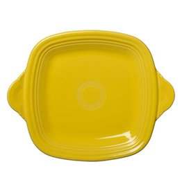 Square Handled Tray Sunflower
