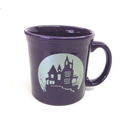 Java Mug Halloween Spooky Haunted House