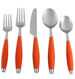 5 pc Flatware Poppy